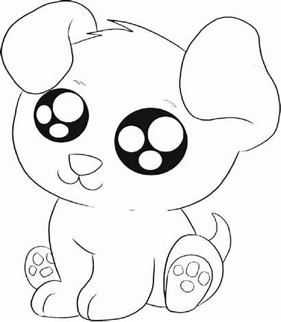 Coloring Pages Puppy Draw Own Puppies