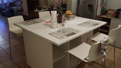 Ilot Central Cuisine Pas Cher Un Ilot De Cuisine Moderne Pas Cher Bidouilles Ikea
