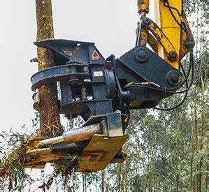 dymax hpx excavator tree shears dymax