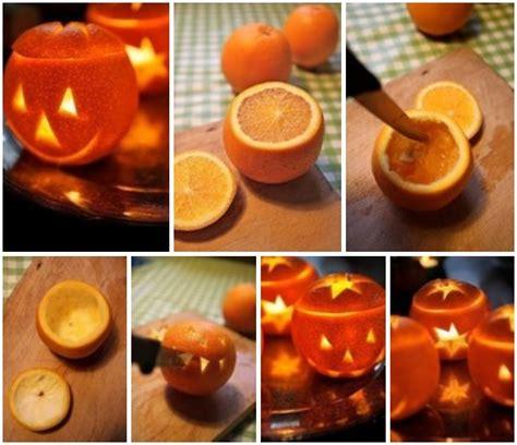 easy tutorials     orange peel candles