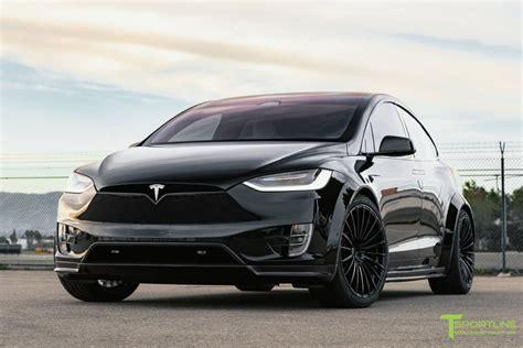 Tesla Tuning Shop Creates Exclusive Custom Model X