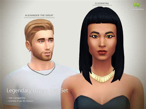 lumia lover sims legenadry lovers hairstyle sims  cc
