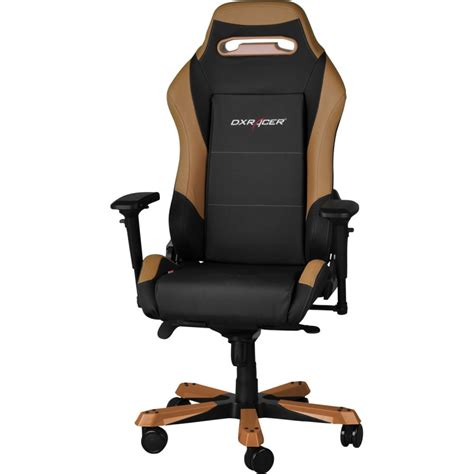 dxracer chaise dxracer iron series gaming chair brown oh i ocuk