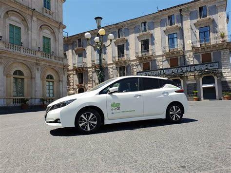 Noleggio Auto Porto Di Napoli by Aeroporto Di Catania Come Noleggiare Un Auto Elettrica
