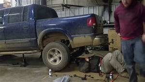2002 Chevy S10 Crew Cab Lift Kit Install