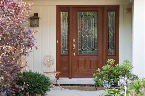 the benefits of a fiberglass entry door