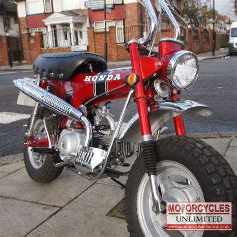 Classic Honda Monkey by 1969 Honda Ct70 Classic Monkey Bike For Sale Motorcycles