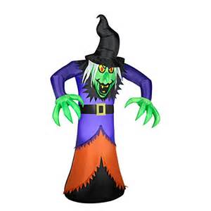 Airblown Inflatables Halloween by Gemmy Halloween Airblown Inflatable Witc