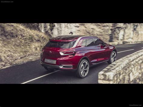 Citroen Ds Wild Rubis Concept 2018 Exotic Car Image 04 Of