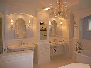 Traditional bathrooms european cabinets and design for Pictures of traditional bathrooms