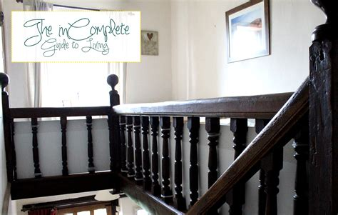 Child Proof Banister by Incomplete Guide To Living Diy Babyproofing Bannister
