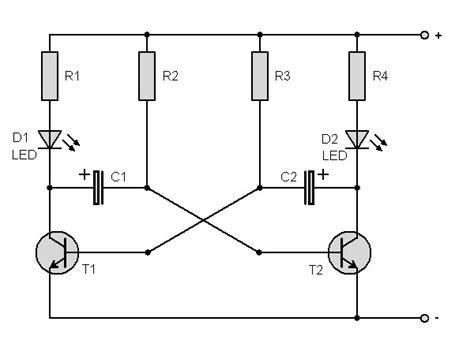 intervall blinkschaltung technik elektronik