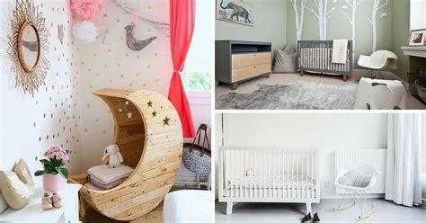image deco chambre déco chambre bébé quelles sont les dernières tendances