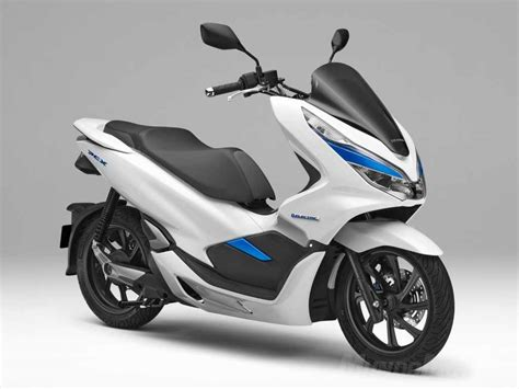 Honda Pcx 2018 Novidades by Honda Pcx El 233 Ctrico E H 237 Brido 2018 Mundomotero