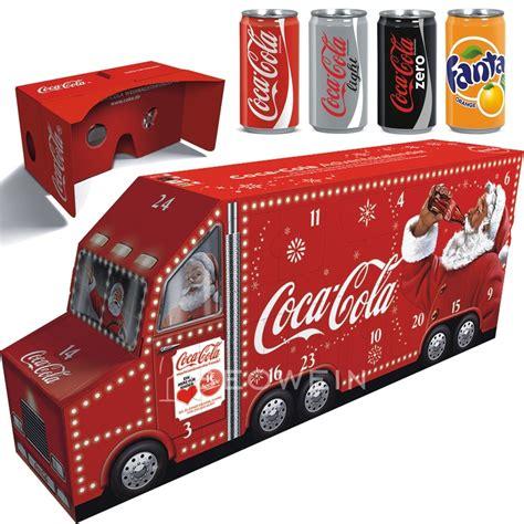 coca cola adventskalender 2016 coca cola adventskalender tgh24
