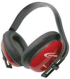 Califone Hearing Safe HS40 Hearing Protector for Kids