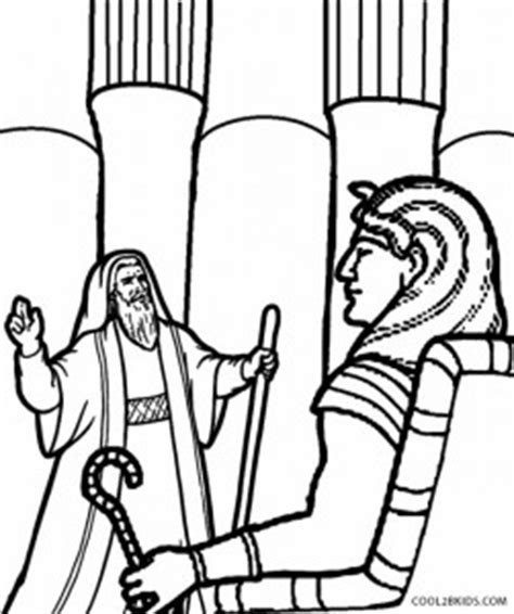 printable moses coloring pages  kids coolbkids