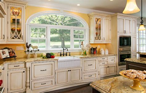 Finding The Ideal Cottage Kitchen Cabinets  My Kitchen