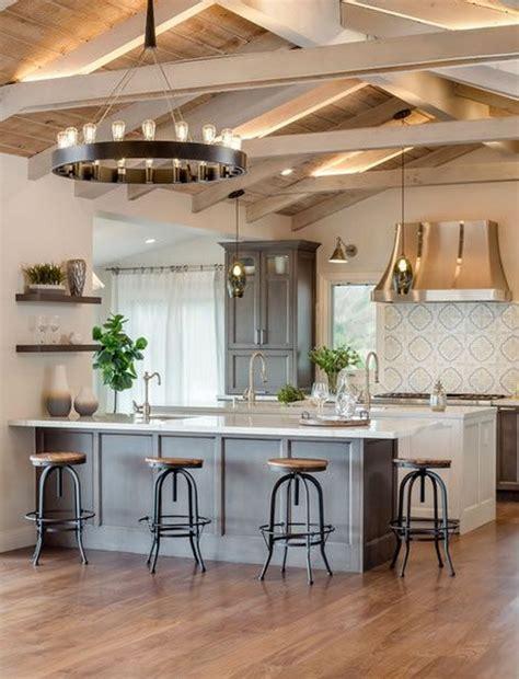 90 most popular farmhouse style interior design