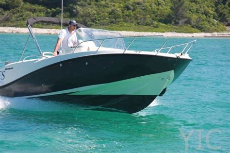 Small Boat For Rent by Small Boat Charter Quicksilver 675 Rent A Small Boat In
