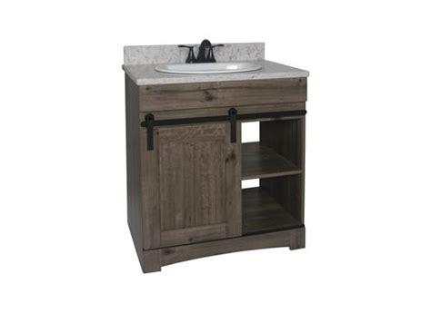 bathroom vanity with sliding barn door bathroom design ideas