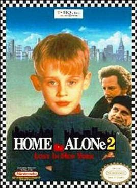 Home Alone 2 (video Game) Wikipedia