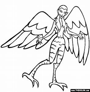 Greek Mythology Online Coloring Pages | Page 1