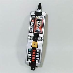Bandai Power Rangers Samurai Shinkenger Shodophone ...