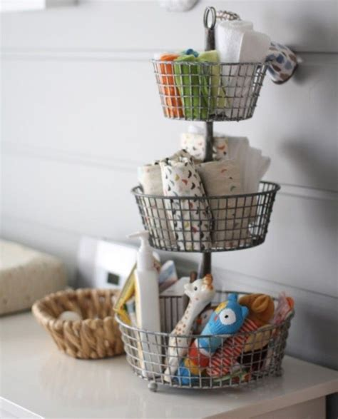 Diaper Ideas For Baby Shower Gift by Clever Nursery Organization Ideas Project Nursery