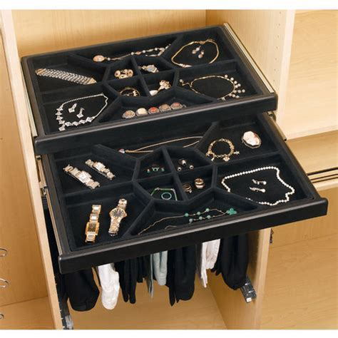 Jewelry Storage   Jewelry Drawer w/ Full Extension Slides