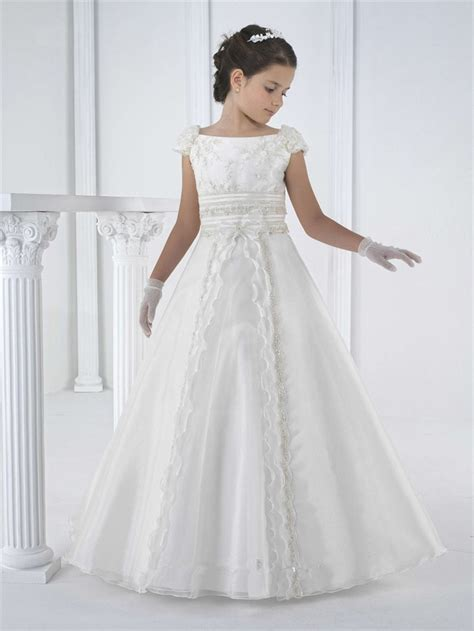 2016 graceful holy communion dresses for