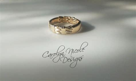 carolyn nicole designs presidents wedding ring