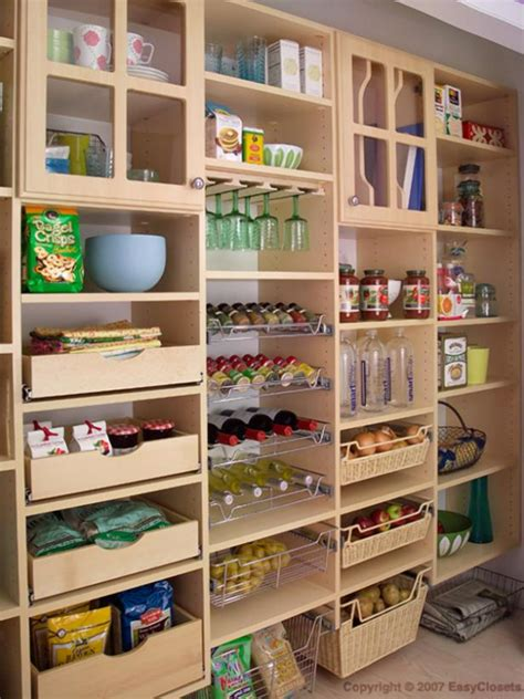 organization  design ideas  storage   kitchen
