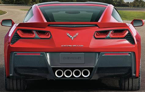Corvette Lights by C7 Corvette Stingray Z06 Grand Sport 2014 Rear Light