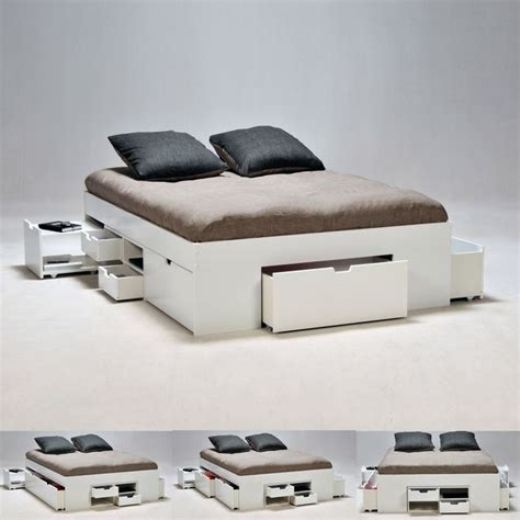 canapé lit petit espace 17 meilleures id 233 es 224 propos de lit gain de place sur