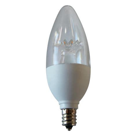 led light daylight ecosmart 40w equivalent daylight b11 e12 energy star and