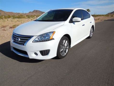 Sell Used 2013 Nissan Srentra Sr Wow Only 2700 Miles