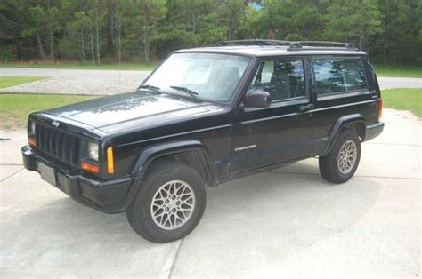 Purchase Used 2000 Jeep Cherokee Se Sport Utility 2-door 4