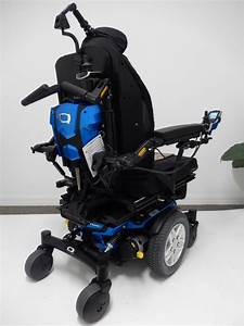 Pride Mobility Quantum Q6 Edge Hd Power Chair With Tilt