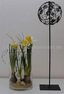Metallständer Für Deko : basteln mit draht basteln und dekorieren ~ Orissabook.com Haus und Dekorationen