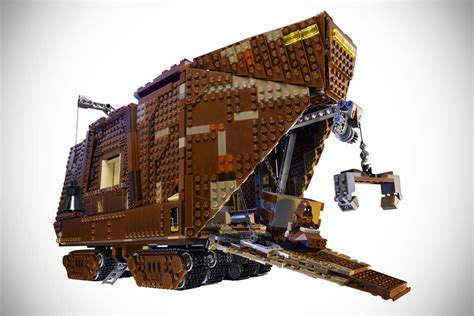75059 LEGO Star Wars Sandcrawler   MIKESHOUTS