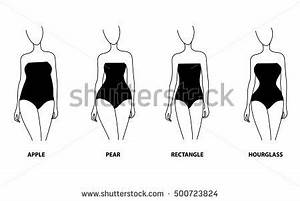 Hourglass Figure Drawing | www.pixshark.com - Images ...