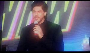 Shah Rukh Khan gets witty at Happy New Year's trailer ...