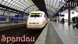 Bahnhof Spandau Geschäfte : bahnhof spandau s bahn ice regionalbahn berlin youtube ~ Watch28wear.com Haus und Dekorationen