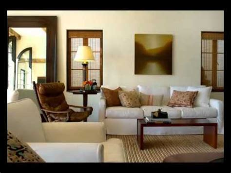 living room paint color  brown furniture youtube