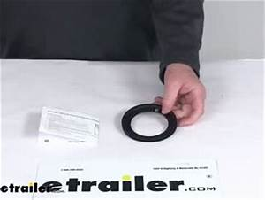Replacement Flush Ball Seal For Dometic Rv Toilet Dometic