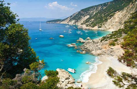 Ithaki Travel Greece Road To Mykonos Pinterest