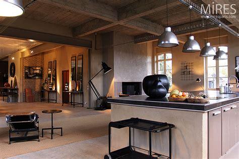 d馗oration cuisine ouverte exemples du moment pour une surprenante décoration cuisine ouverte