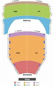 Seating Chart For Symphony Hall Boston Neal S Blaisdell Center Concert Hall Tickets In