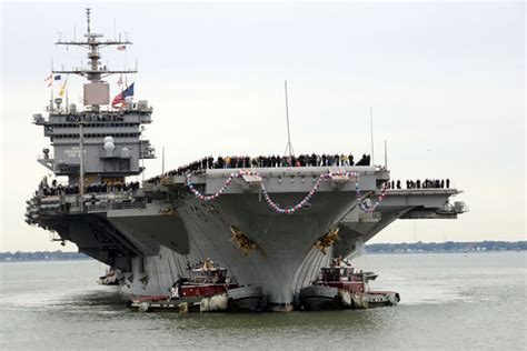 Boat Loans Jobs by Uss Enterprise May Hold Opportunities For Shipyard That